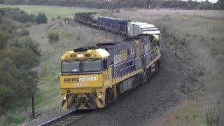 Western Line Compilaton #4 - Australian Trains, Victoria