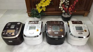 01/12/2020 Giới thiệu báo giá 4 chiếc nồi cơm điện cao tần cao cấp nội địa nhật mới keng☎️0979924095