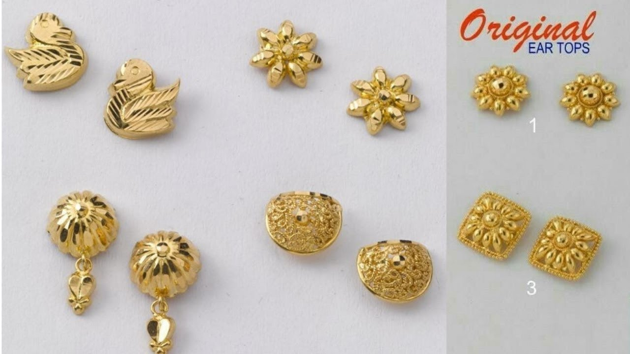 Best Gold Tops Design For Daily Use With Price
