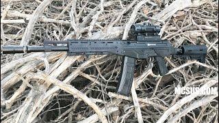 Gambar cover Tacamo  AK12 Paintball Gun Shooting Demo