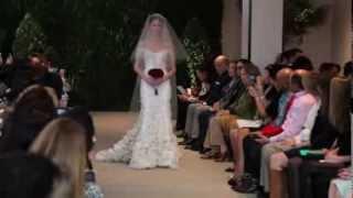 Bridal Spring 2014 - Behind the Scenes | Carolina Herrera New York