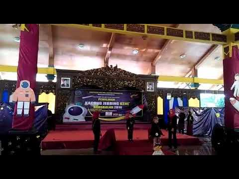 KACONG JEBBING KENE' Bangkalan Tahun 2018