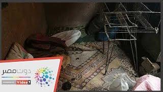طفل يقضى10سنوات بغرفة مظلمة..وشقيقته:أمنا الغولة حبسته