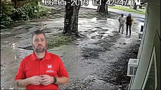Terrible Robbery Involving An 89-Year-Old Man