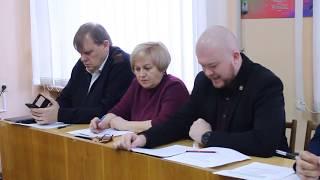 Аппаратное совещание в администрации города Горловка. 26.02.2020