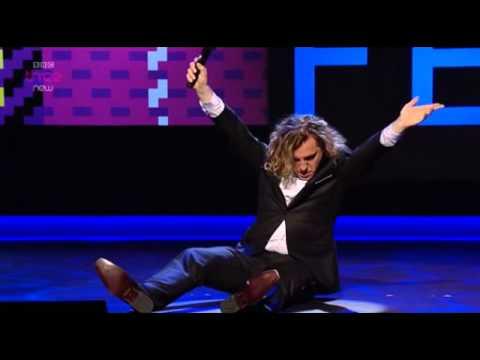 Seann Walsh Edinburgh Comedy Fest 2012