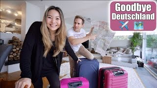 Es gibt Neuigkeiten 🙊 Wir verlassen Deutschland! Pläne für 2019 | Ich gehe zur Schule! Mamiseelen