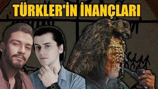 Diamond Tema ile Ön Türkler, Tengricilik, Şamanizm, Türk İslamı, Türk Mitolojisi, Din Tarihi