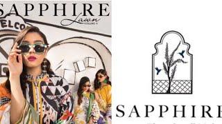 Sapphire lawn vol 2||and sapphire pret 2019||by Anum's Vlogz