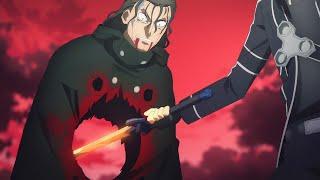 Kirito vs Poh - sword art online alicization war of underworld cap 19 AMV