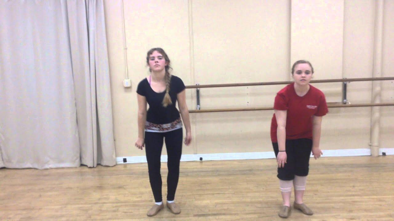 """Arabian Nights"" Choreography - Hollywood to Broadway 2014/15"