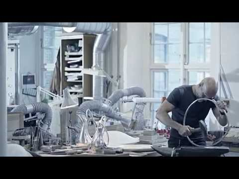 Georg Jensen百年工藝 進入頂級工匠的銀雕藝術