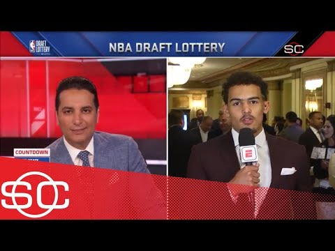 Trae Young reveals the advice Stephen Curry gave him about the NBA draft   SportsCenter   ESPN