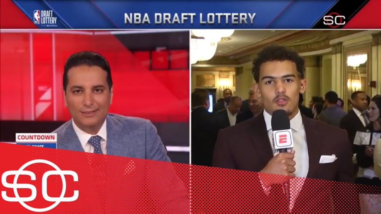 Trae Young says he's not only this draft's best scorer, but best player