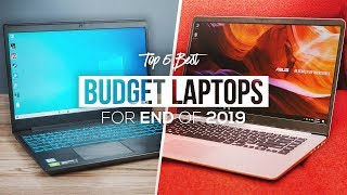 Top 5 Best Budget Laptops To Get For December 2019! - Best End Of Year/Christmas Laptops!