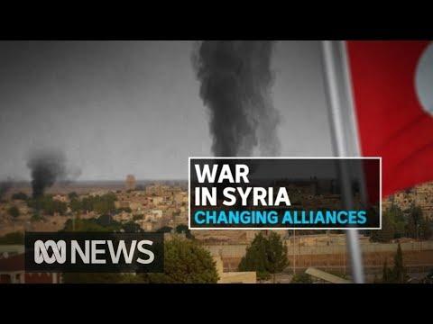 Kurds strike deal to get Syrian help fighting Turkey, Trump pulls US troops back | ABC News