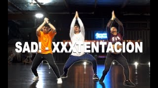 Sad! - Xxxtentacion Dance | Matt Steffanina Ft Gabe & Trinity
