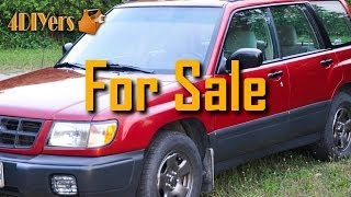 Diy: Selling A Vehicle