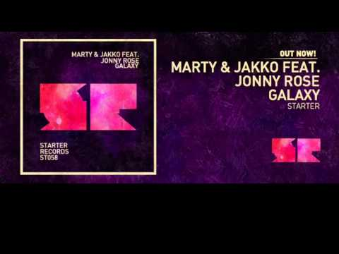 MARTY, Jakko feat. Jonny Rose - Galaxy (Original Mix)