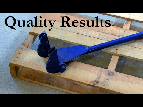 Getting Quality Results, The Pallet Buster
