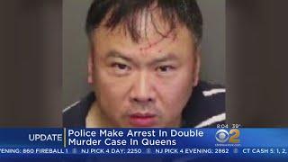 Arrest Made In Queens Double Murder Case