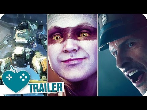ELECTRONIC ARTS E3 2016: All Trailers from the EA Press Conference | E3 2016