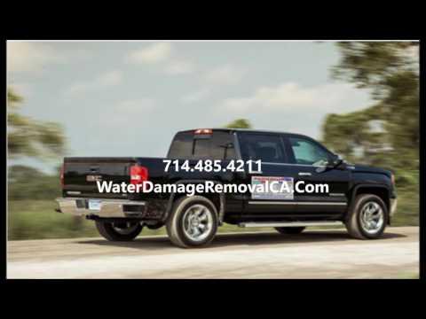 Brea CA Water Damage Repair 714-485-4211 Discount Prices