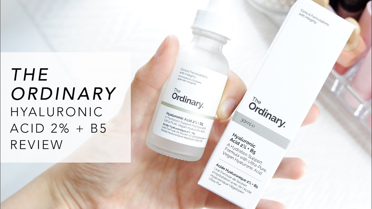 Acid hialuronic 2 + b5 the ordinary pareri