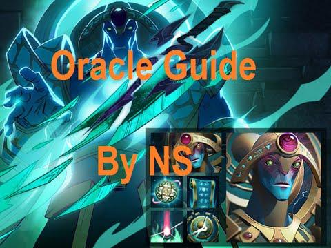 Dota 2 Oracle guide - Гайд на Оракла в Дота 2 - by NS