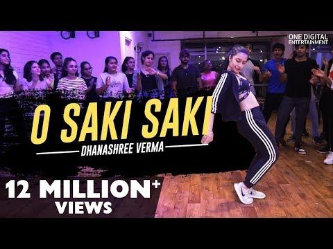 O Saki Saki | Dhanashree Verma | Nora fatehi