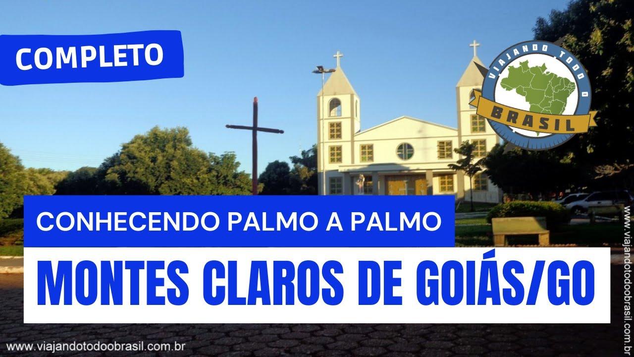 Montes Claros de Goiás Goiás fonte: i.ytimg.com