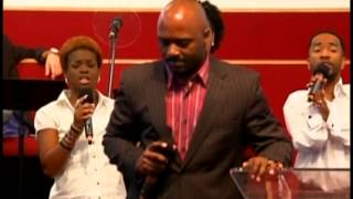 GMZ Greater Mt Zion Austin TX - Bless The Lord - Myron Butler - 7/15/12