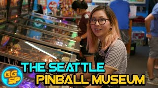 The Seattle Pinball Museum & The History Of Pinball
