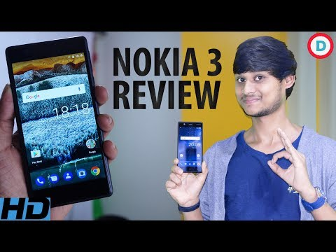 Nokia 3 Overall Review Hindi | Battery, Performance & Gaming Test | Classic Device?