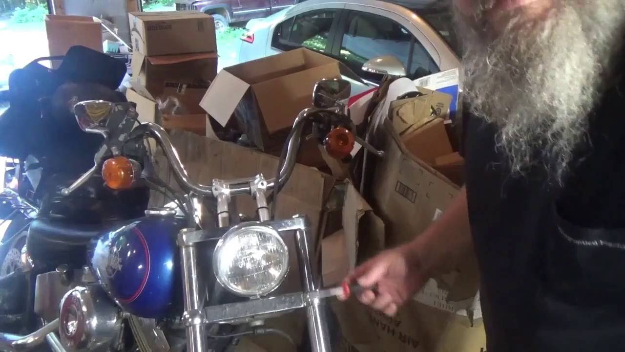 harley davidson headlight will not light