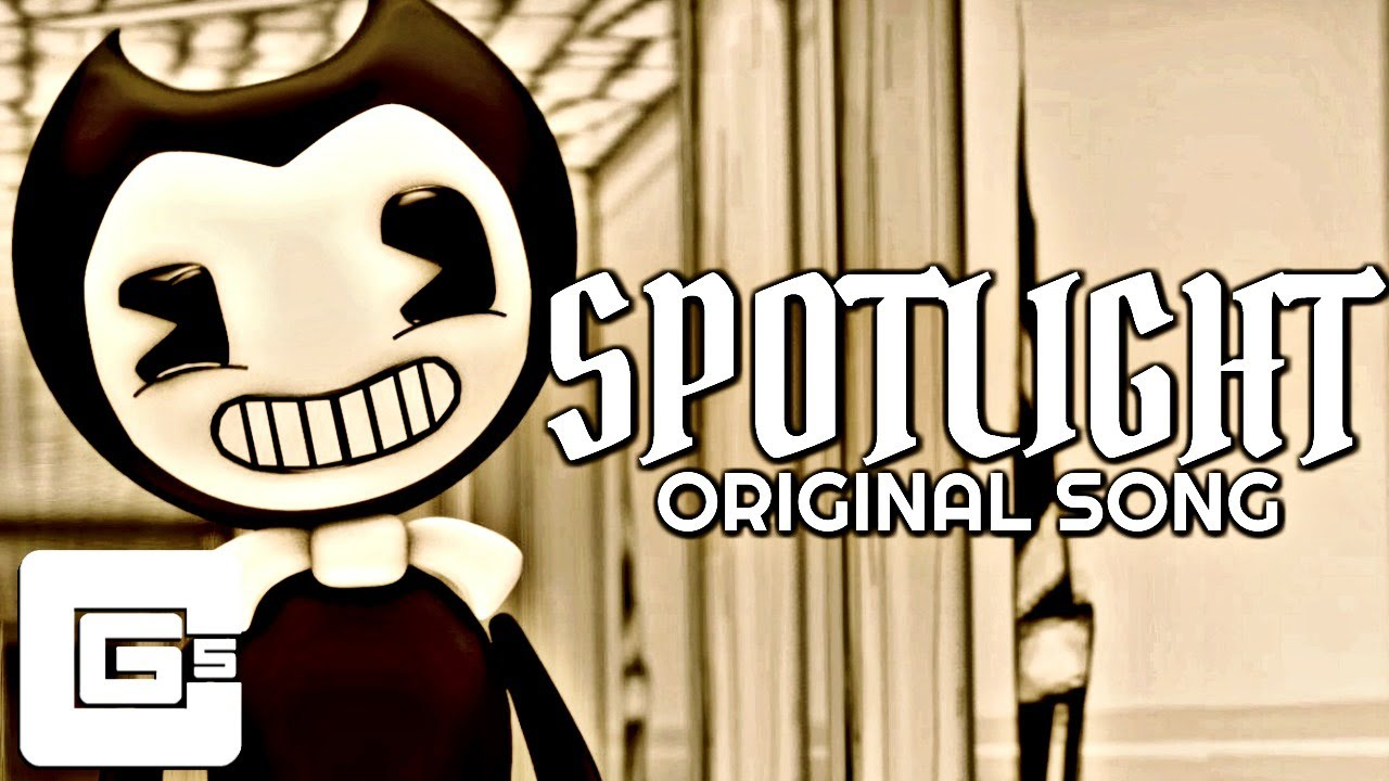 bendy and the ink machine song