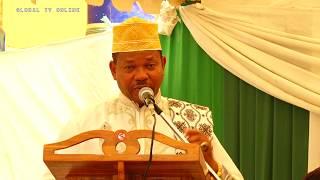 LIVE: Sheikh Mkuu wa Mkoa DSM Alhad Anazungumza Kwenye Maulid