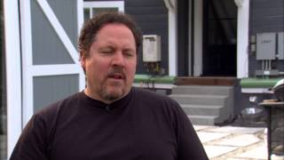 About a Boy: Director Jon Favreau On Set TV Interview
