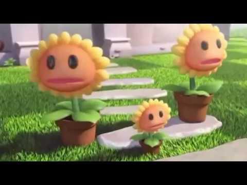 ecko show, mantan sombong versi Plants Vs Zombie (music clip)