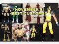 THE BEST CUSTOM WWE FIGURES OF NOVEMBER