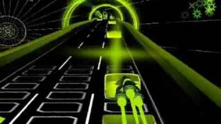 SSBB Final Destination - Audiosurf Run