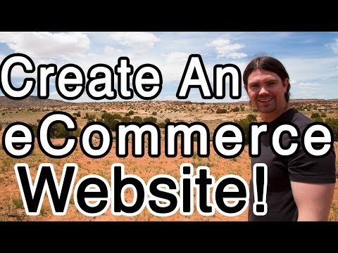 How to Create an ECOMMERCE Website with WordPress - Online Store! from YouTube · Duration:  2 hours 48 minutes 8 seconds