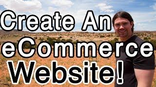 WordPress - Online Mağaza ile e-TİCARET web Sitesi Oluşturmak için nasıl!