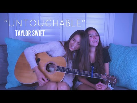 Untouchable - Taylor Swift | Cover ft. Andrea
