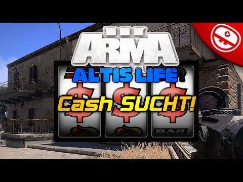 Cash Sucht! Arma 3 Altis Life! Illegales Casino