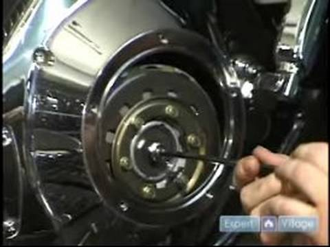 Kawasaki Vulcan  Clutch Bleeding