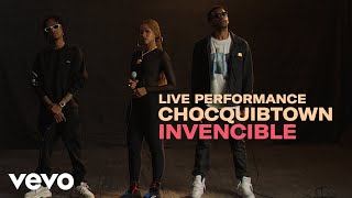 "ChocQuibTown - ""Invencible"" Live Performance 