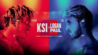 THE KSI VS. LOGAN PAUL REMATCH IS OFFICIALLY CONFIRMED!