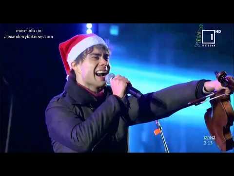 Alexander Rybak New Year's Concert Chisinau Moldova 2019 / 2020