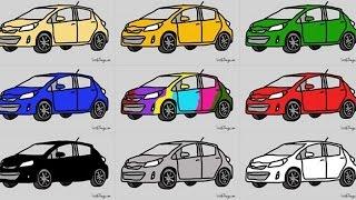 「あなたはどの色?」好きな車の色を選ぶだけで分かる性格診断が話題に...
